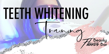 Cosmetic Teeth Whitening Training Tour - DETROIT tickets