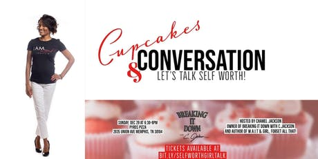 Cupcakes and Conversation  tickets
