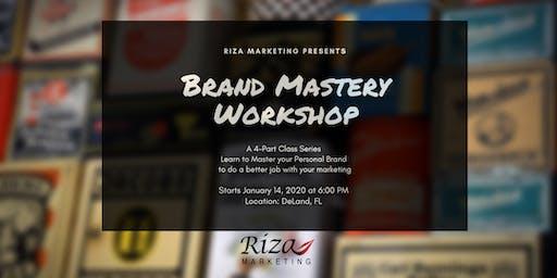 Brand Mastery Workshop