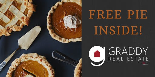 Thanksgiving Pie Giveaway - Graddy Real Estate