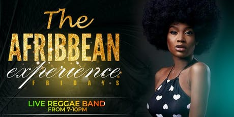 The Afribbean Experience tickets