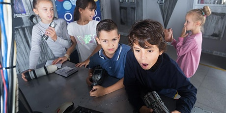 Escape Room School Holiday Program at Woy Woy Library - 11.30am session tickets
