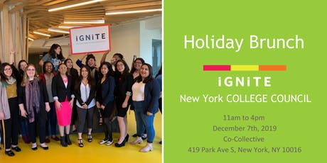 IGNITE New York Holiday Brunch tickets