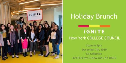IGNITE New York Holiday Brunch