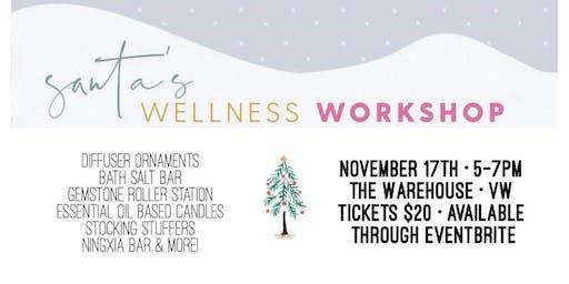 Santa's Wellness Workshop