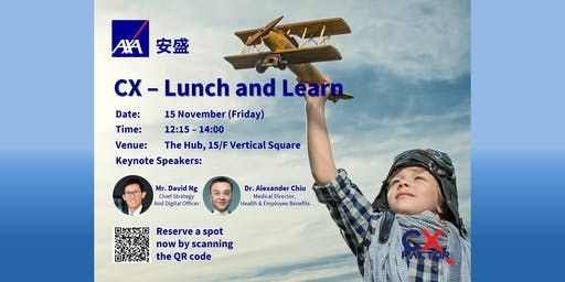 CX - Lunch and Learn