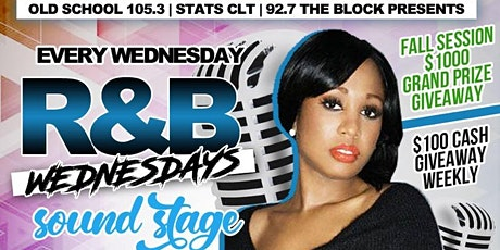 R&B Soundstage Wednesday at STATS  tickets
