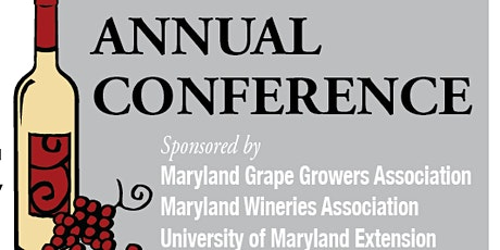 Maryland Grape & Wine Industry Annual Conference 2020 - Vendor Registration tickets