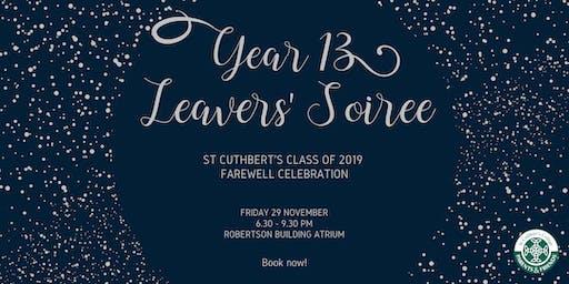 Year 13 Leavers' Soirée 2019