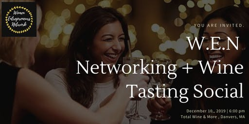 WEN - Women Entrepreneurs Networking & Wine Social