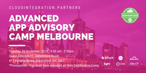 Advanced Melbourne CI Partners 2019 App Advisory Certification Camp