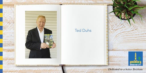 Meet Ted Duhs - Carindale Library
