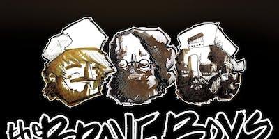 Brave Boys Podcast & Variety Show @ Andy's Bar (Venue)