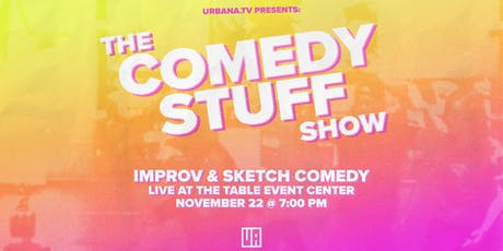 The Comedy Stuff Show - LIVE in Smyrna tickets
