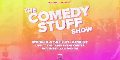 The Comedy Stuff Show - LIVE in Smyrna