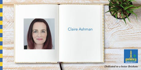 Meet Claire Ashman - Kenmore Library tickets