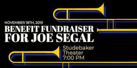 Benefit Fundraiser for Joe Segal tickets