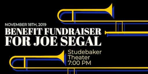 Benefit Fundraiser for Joe Segal