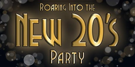 Roaring into the NEW 20's at The Fitz & Oh My Darling tickets