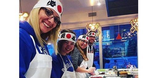 Sushi Workshop (2019-12-10 starts at 5:30 PM)