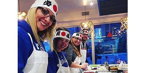 Sushi Workshop (2020-03-10 starts at 5:30 PM)