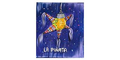 Clase de Pintura en Español - La Piñata