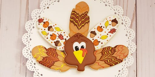 It's Turkey Time! - Afternoon Class