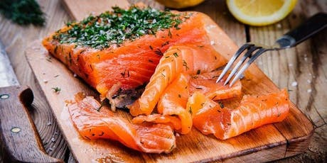 TROUT - Fillet, Cure and Create. tickets