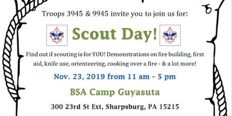 Scout Days @ Camp Guyasuta tickets