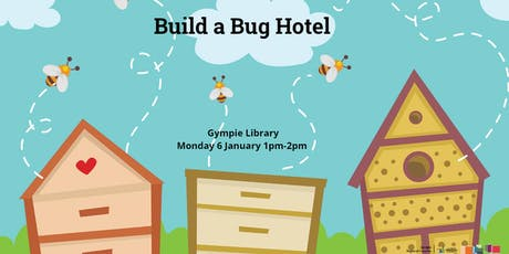 Build a Bug Hotel - Gympie Library tickets