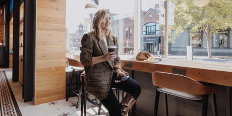 The Business of Blogging & My Personal Story: Discussion and Q&A With Local Fashion & Lifestyle Influencer, Natalie Pinto of The Fashionably Broke, at the New Capital One Cafe in Georgetown tickets