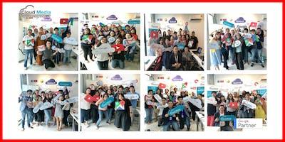 Google Partner - Google Ads & YouTube Advertising Workshop (Beg + Inter) - 1Day Hands-On (December)