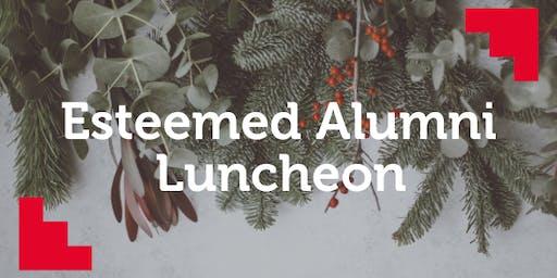 RMIT Esteemed Alumni Luncheon December 2019