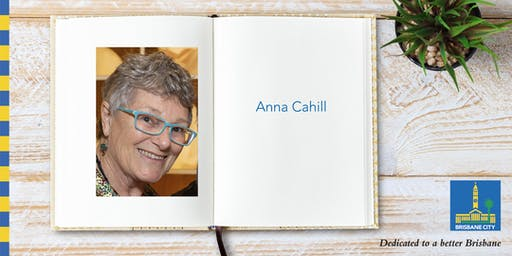 Meet Anna Cahill - West End Library