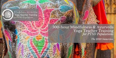 500 Hour Yoga Teacher Training Mindfulness & Ayurveda Yoga