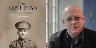Meet the Author - Paul Byrnes