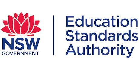 NSW Curriculum Review: Interim Report Consultation Workshop, Bathurst tickets