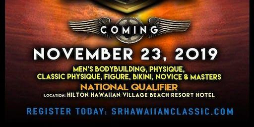 FINALS NPC Shawn Ray Hawaiian Classic