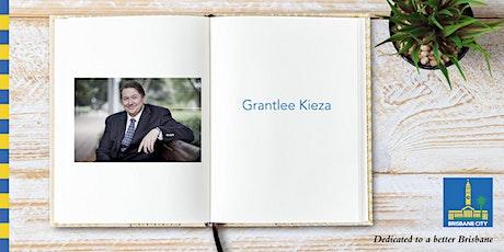 Meet Grantlee Kieza - Garden City Library tickets