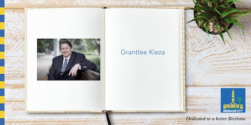 Meet Grantlee Kieza - Garden City Library