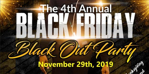 4th Annual Black Friday Blackout