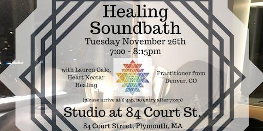 Healing Soundbath