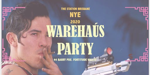 NYE Warehaús Party