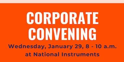 Corporate Convening: Greater Austin STEM Ecosystem
