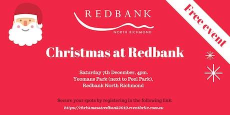 Christmas at Redbank 2019 tickets