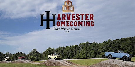 Harvester Homecoming 2020 tickets