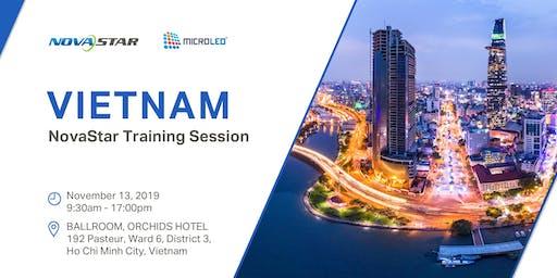 NovaStar Training Session · Vietnam