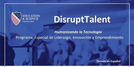 DisruptTalent / Humanizando la Tecnología tickets