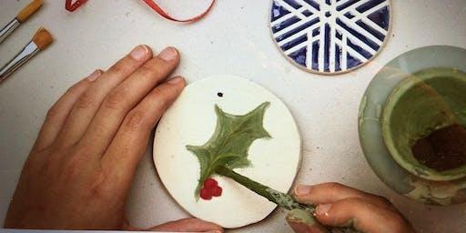 Holiday Ornament Workshop