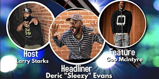 """Kentucky Comedy Jam featuring Deric """" Sleezy"""" Evans"""